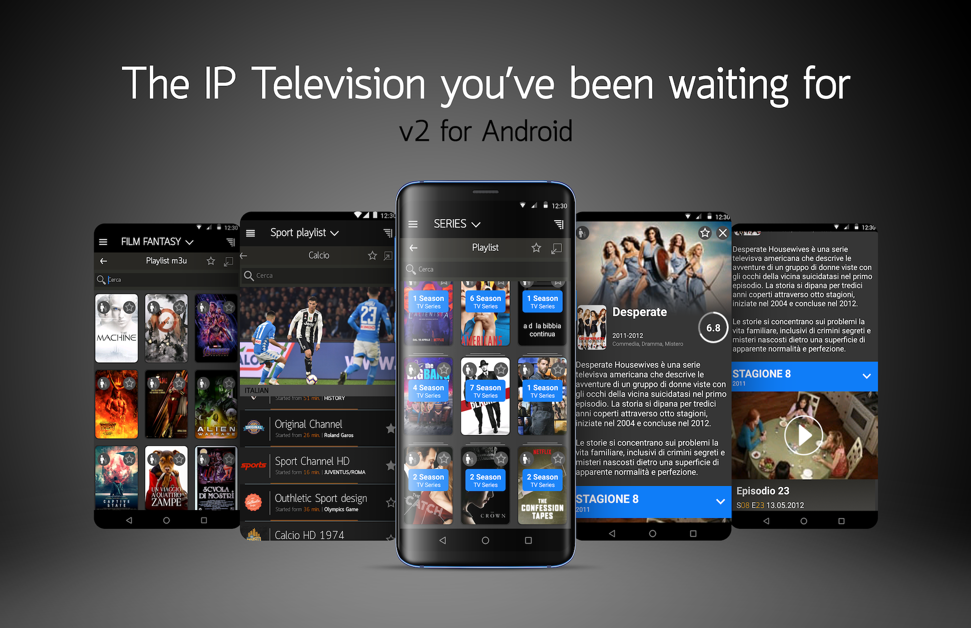 The IP Televison you've be waiting
