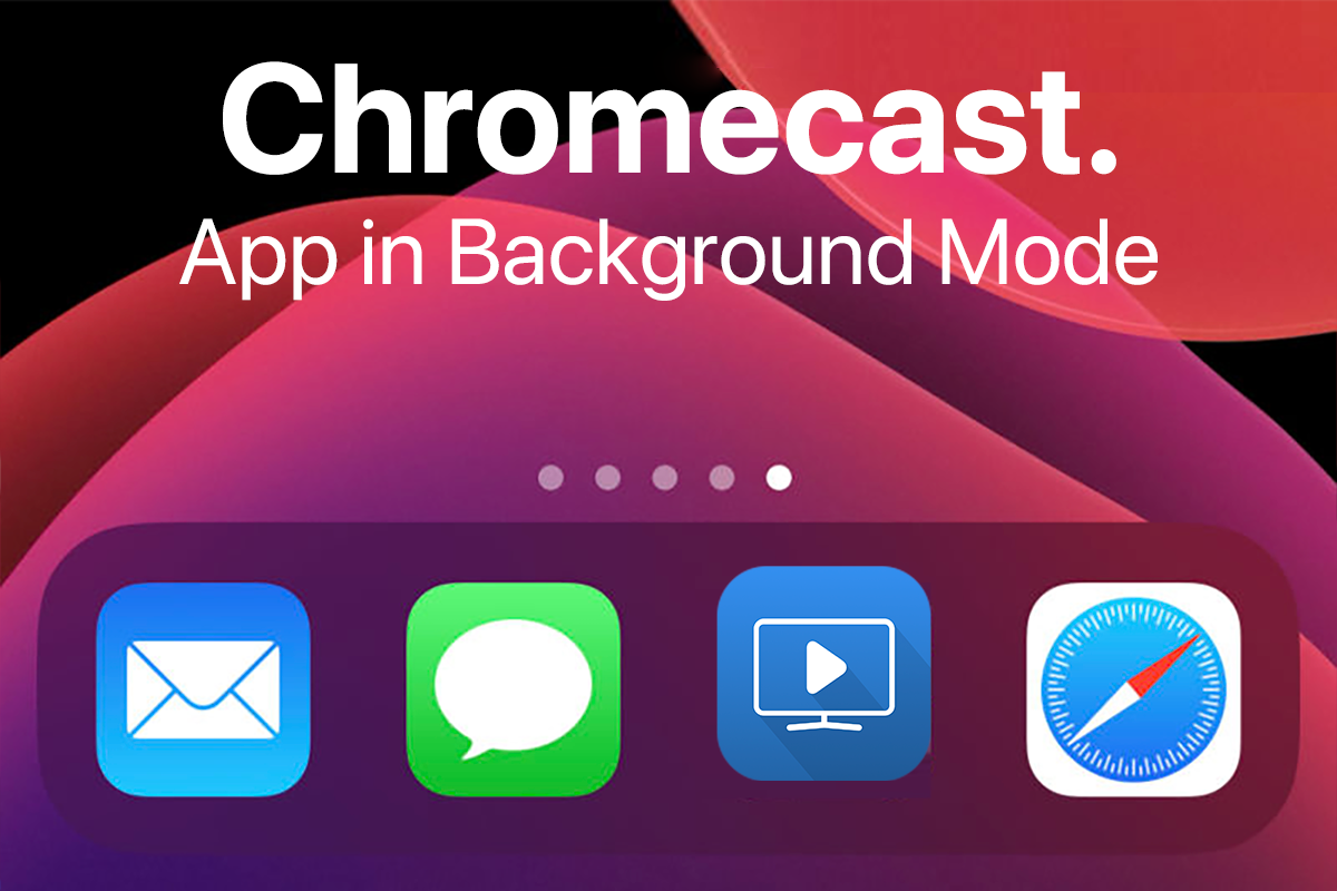 After the many requests, even on iOS, we were able to stream Chromecast in Background Mode. From version 7.0 of IP Television you can use the Chromecast stream and simultaneously use… read more •••